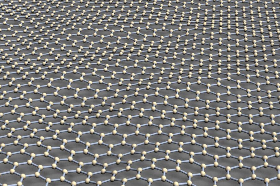 graphene strongest material
